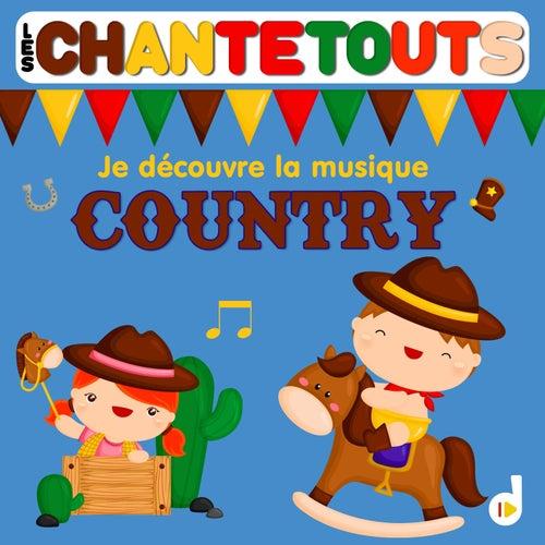 Les chantetouts : Je découvre la musique country von The Countdown Kids