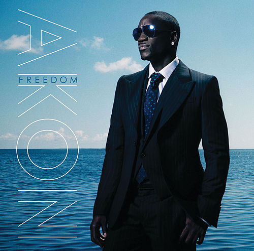 Freedom (Intl iTunes version) de Akon