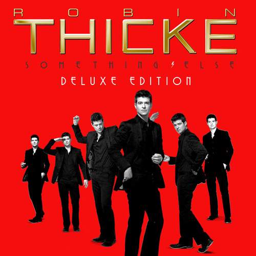 Something Else (iTunes Deluxe) de Robin Thicke