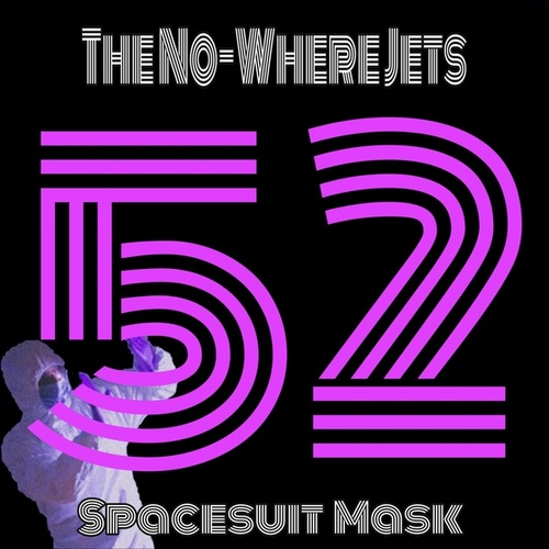 52 Spacesuit Mask by The No-Where Jets