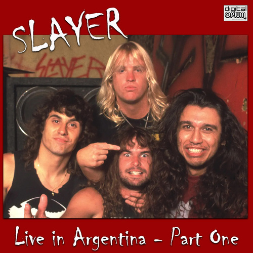 Live in Argentina - Part One by Slayer