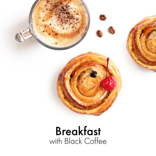 Breakfast with Black Coffee (Jazz for Good Morning) by Relaxing Instrumental Music