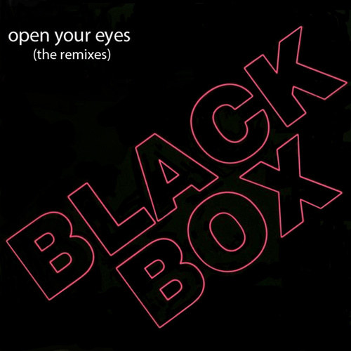 Open Your Eyes de Black Box