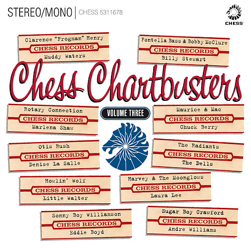 Chess Chartbusters Vol. 3 de Various Artists