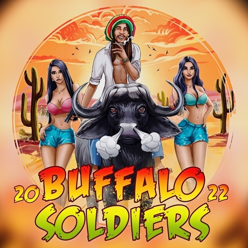 Buffalo Soldiers 2022 fra Alfons