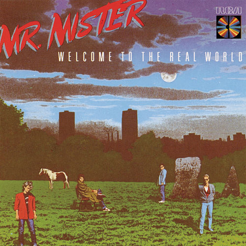 Welcome To The Real World by Mr. Mister
