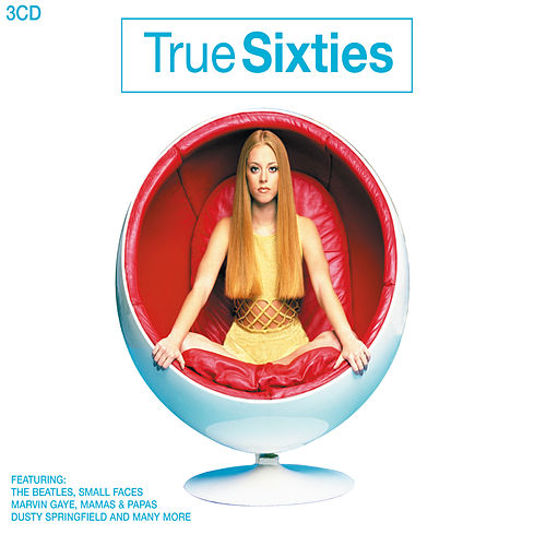True 60s 3CD Set by Various Artists