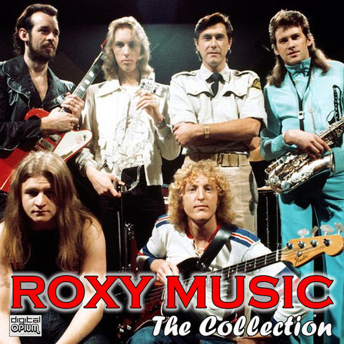 The Collection (Live) by Roxy Music