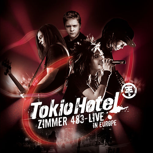 Zimmer 483 - Live In Europe by Tokio Hotel