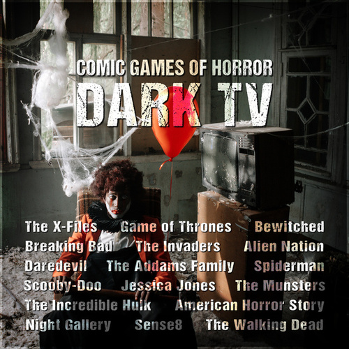 Comic Games of Horror – Dark TV von TV Themes