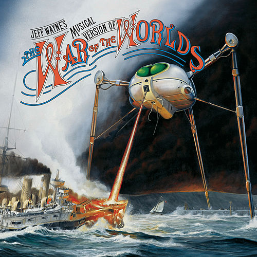 The War Of The Worlds von Jeff Wayne