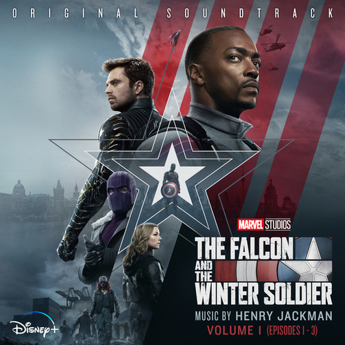 The Falcon and the Winter Soldier: Vol. 1 (Episodes 1-3) (Original Soundtrack) de Henry Jackman