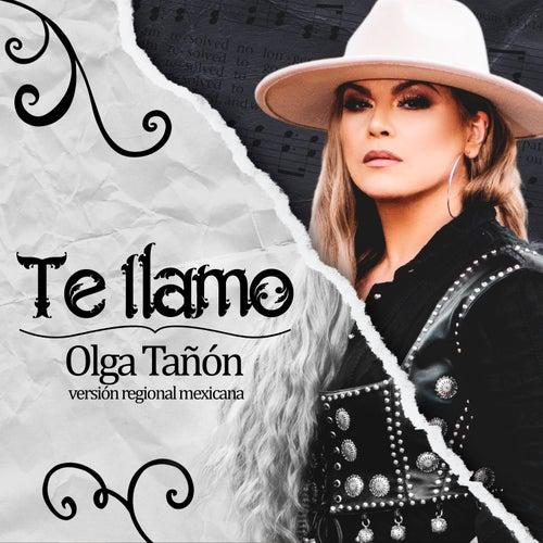 Te Llamo (Versión Regional Mexicana) de Olga Tañón