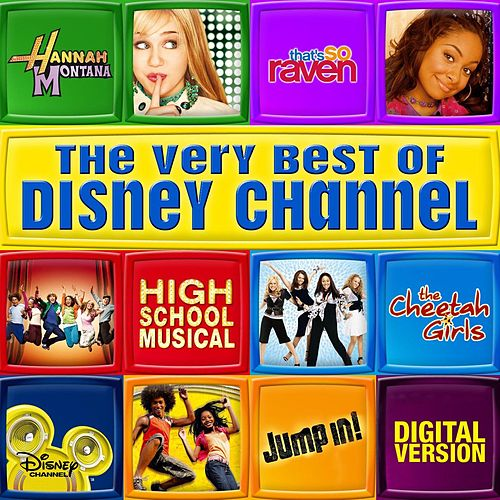 The Very Best Of Disney Channel de Various Artists