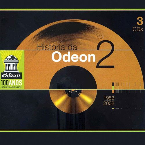 Historia da Odeon - Vol II de Various Artists