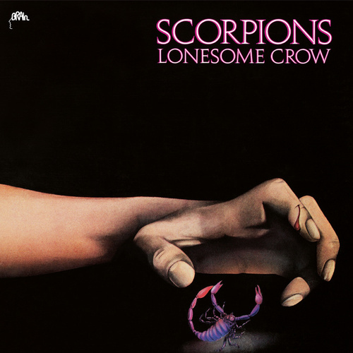 Lonesome Crow von Scorpions