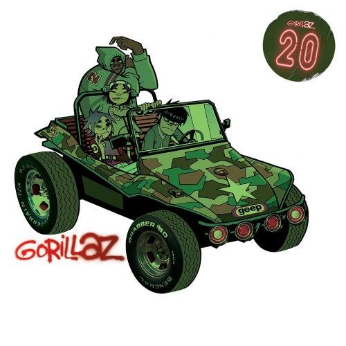 Gorillaz (Gorillaz 20 Mix) von Gorillaz