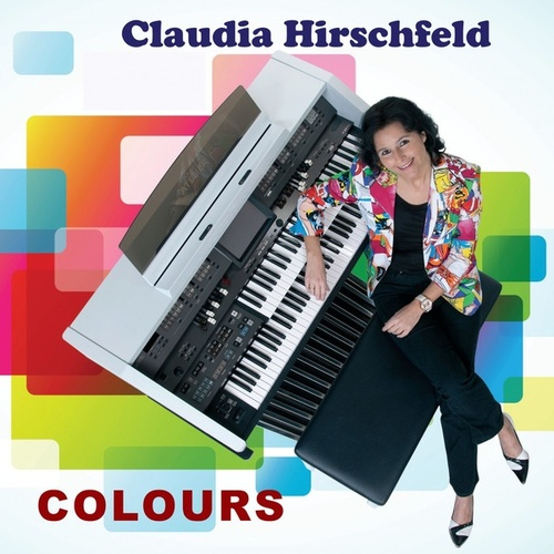 Colours by Claudia Hirschfeld
