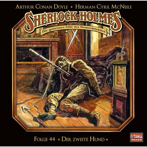 Folge 44: Der zweite Hund von Sherlock Holmes - Die geheimen Fälle des Meisterdetektivs
