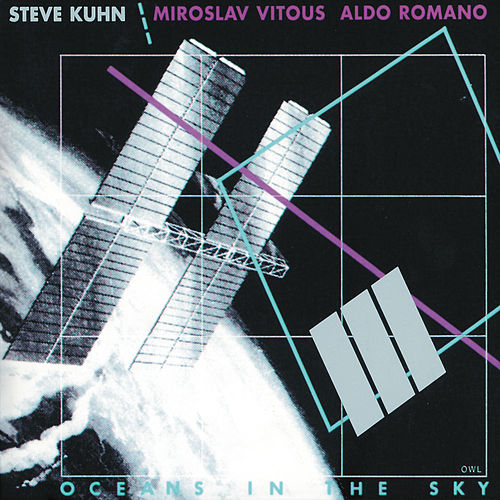 Oceans In The Sky by Steve Kuhn