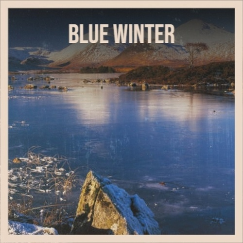 Blue Winter by Various Artists