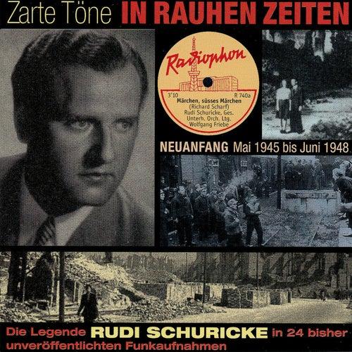 Zarte Töne In Rauhen Zeiten von Rudi Schuricke