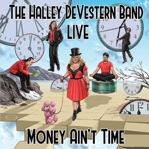 Money Ain't Time by The Halley Devestern Band
