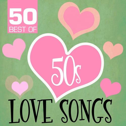50 Best of 50s Love Songs de Various Artists