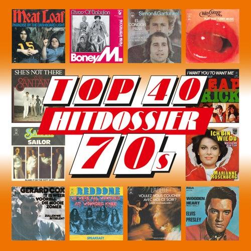 TOP 40 HITDOSSIER - 70s (Seventies Top 100) de Various Artists