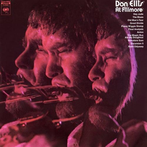 At Fillmore von Don Ellis