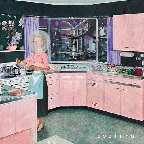 Cozinha de Bicho Mecânico de Asas