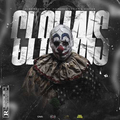 Clowns von Old Side Crew