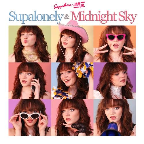 Supalonely / Midnight Sky - EP de Jam Jr.