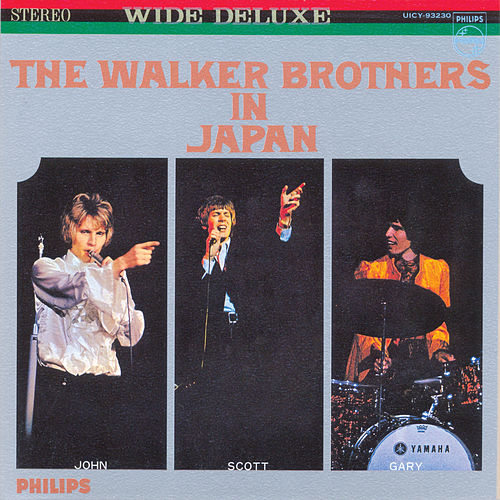 In Japan by The Walker Brothers