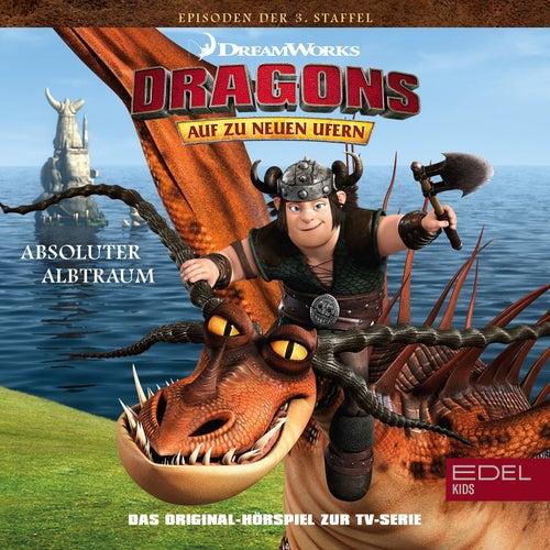 Folge 26: Schneller Stachel in Not / Absoluter Albtraum (Das Original-Hörspiel zur TV-Serie) von Dragons - Auf zu neuen Ufern