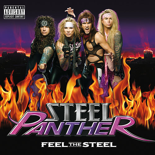 Feel The Steel (Japan/UK/OZ/NZ Version) by Steel Panther