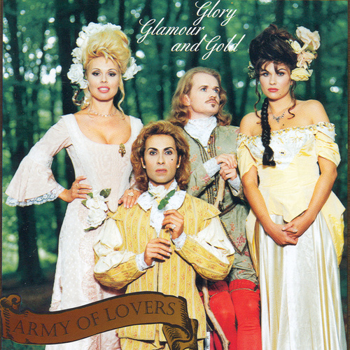 Glory Glamour And Gold de Army of Lovers