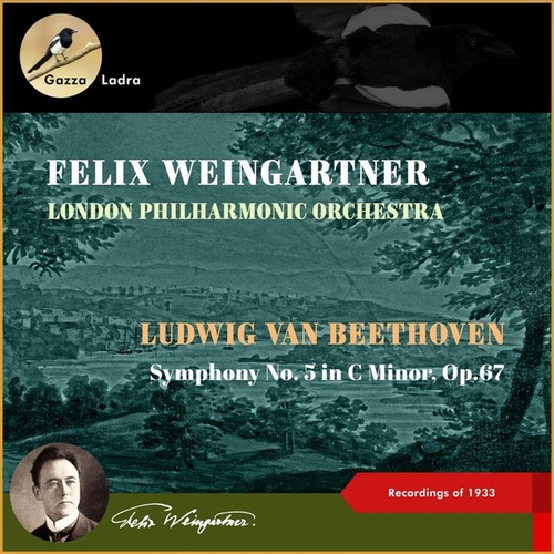 Ludwig Van Beethoven: Symphony No. 5 In C Minor, Op.67 (Recordings of 1933) by London Philharmonic Orchestra