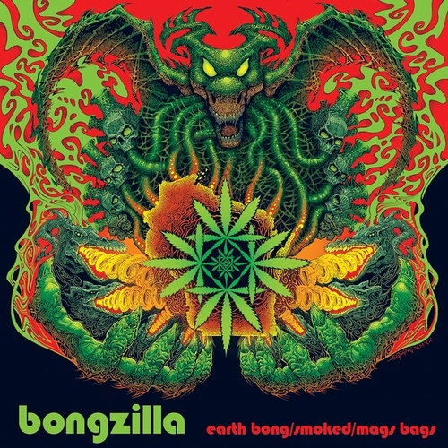 Earth Bong, Smoked, Mags Bags de Bongzilla
