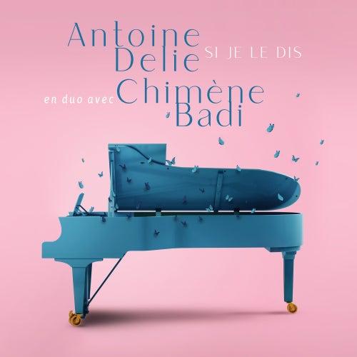 Si je le dis (feat. Chimène Badi) by Antoine Delie
