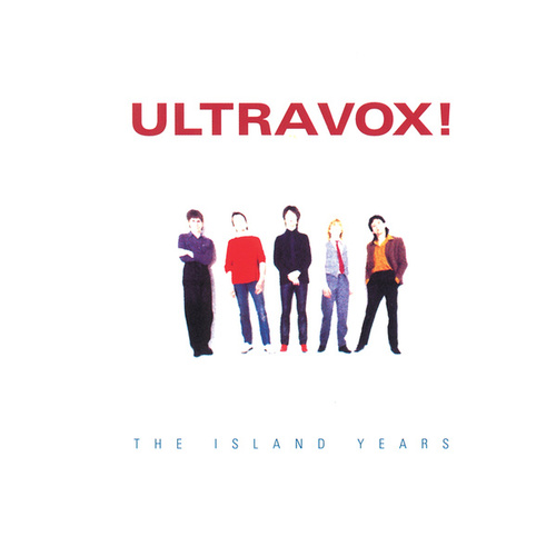 The Island Years by Ultravox