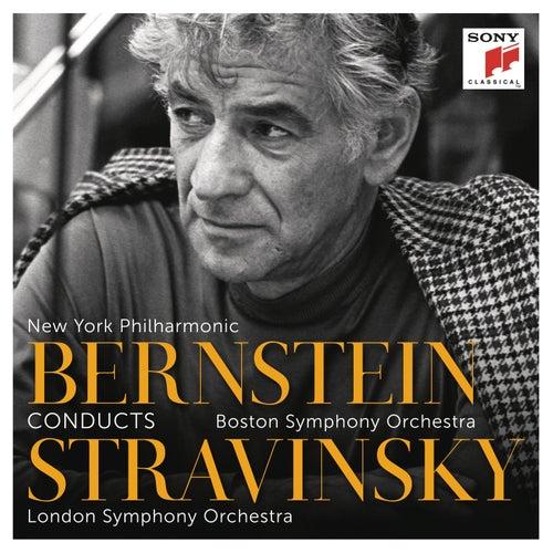 Bernstein Conducts Stravinsky by Leonard Bernstein