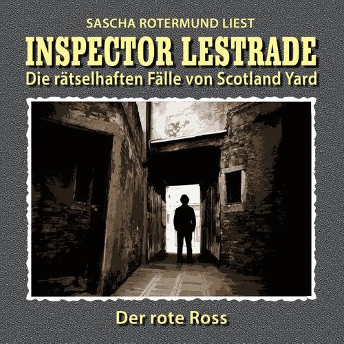 Die rätselhaften Fälle von Scotland Yard, Folge 4: Der rote Ross von Inspector Lestrade