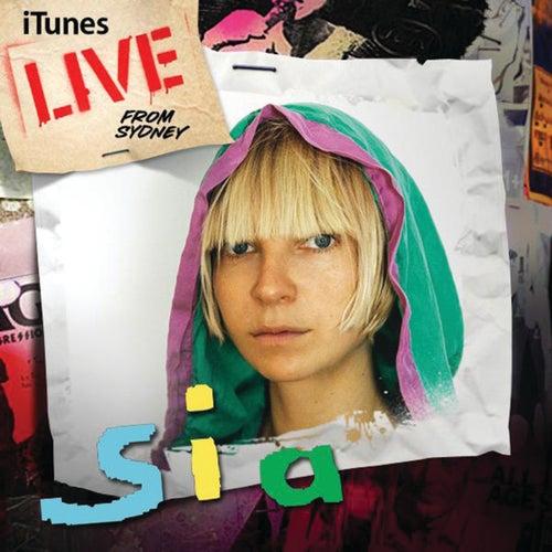 Live from Sydney de Sia