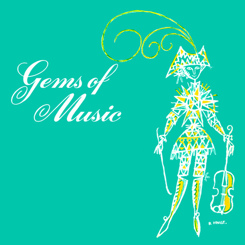 Gems Of Music by Orchestra of the Vienna Promenade