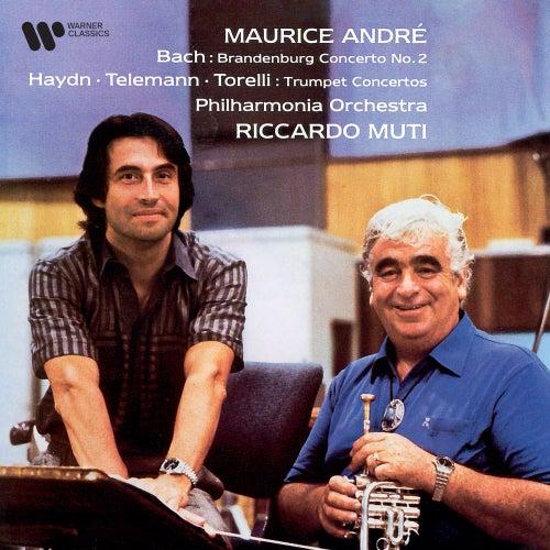 Bach: Brandenburg Concerto No. 2 - Haydn, Telemann & Torelli: Trumpet Concertos de Maurice André