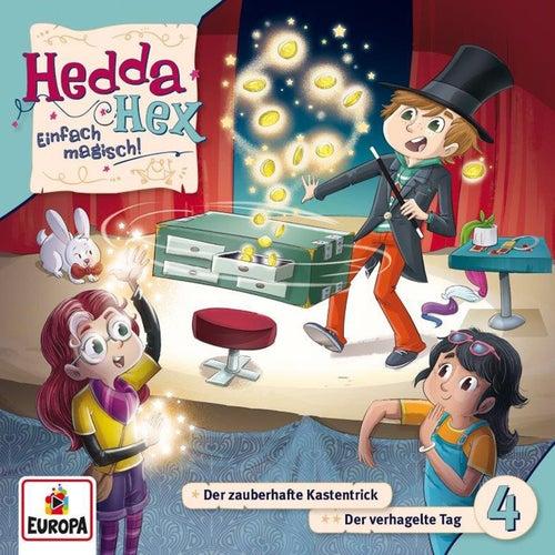 004/Der zauberhafte Kastentrick/Der verhagelte Tag by Hedda Hex
