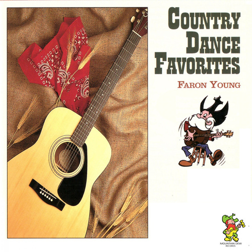 Country Dance Favorites by Faron Young