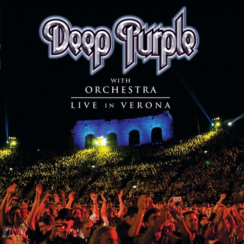 Live in Verona de Deep Purple