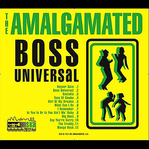 Boss Universal by The Amalgamated